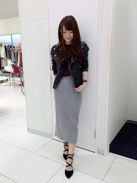 5ce46bb6a0237 次のデートで着たい『ロングスカート』ファッション♡おしゃれコーデを3 ...